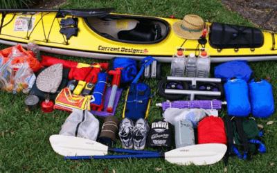 What to take kayaking