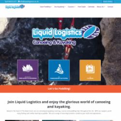 liquid logistics canoeing and kayaking